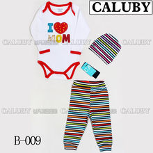 100% cotton fashion styles and high quality children clothing/pyjamas for summer