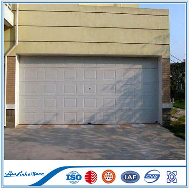 Cheap price sectional garage door glass garage door for Sectional glass garage door