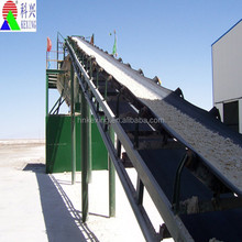 High Capacity Mining Belt Conveyor System With Long Working Life