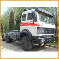 tous les types de tracteurs roues 10 ng80 tracteur à cabine camions beiben