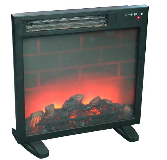 Escritorio calentador chimenea eléctrica decoración llama chimenea ...