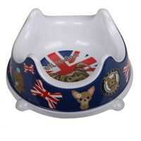 dog food bowl mixed