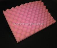 Factory stock custom shape fireproof sound-insulation foam acoustical foam sponge