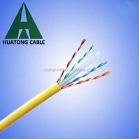 0.511mm flat utp cat 5 lan cable