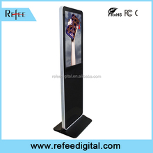"42"" Full HD Digital Signage LCD Floor Standing Ad Player/Cheap low price digital signage with free digital signage software"
