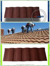 Stone-coated Metallic Roof Tile Type an
