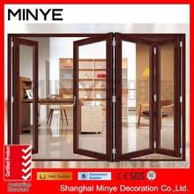 fornitore porcellana porta in alluminio a taglio termico doppi vetri villa porta scorrevole
