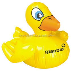 Wholesale Cute Inflatable Rubber Duckie