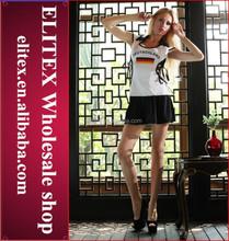 2015 Wholesale china sexy girl sportswear basketball