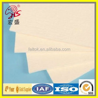 Best quality competitive price industrial wool felt 6mm thick