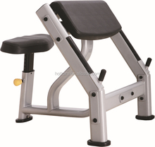Oval tube Scott Bench fitness bench weight bench