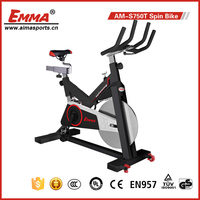 High quality hot sale home use fitness equipment spinning exercise bike S750T