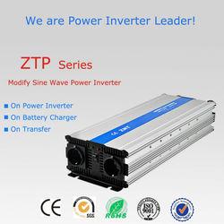 DC TO AC,110V 220V,50HZ 60HZ,CE ROHS,3000w Solar hybrid Inverter low price single phase input & output inverter