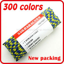 wholesale 450 nylon paracord manufacturer