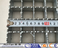 [Runtan] steel grating cover, steel grid grating floor