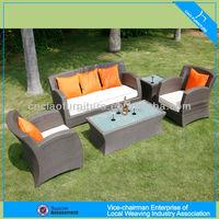 U Rattan outdoor furniture water resistant Sofa set (2700)