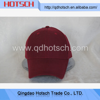 100% Heavy cotton baseball caps in los angeles