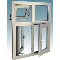 Constmart aluminum heavy duty balcony sliding glass door polycarbonate transparent roller shutter door