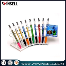 hot selling office and school folding banner ballpoint pen