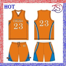 wholesale 100% polyester sublimation basketball uniform design ,basketball jersey,basketball wear
