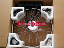 electric bicycle wheel 700c front/rear drive electric bike conversion kit