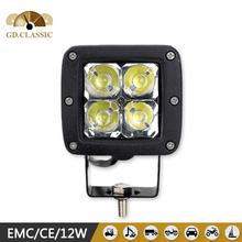 12W LED Working Light Lamp 3 INCH 10~30V KR3122 12W motorcycle head light