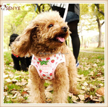 Wholesal Lovely easy walk dog harness and leash dog clothes pet harness dog harness vest pattern