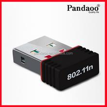 USB Mini WiFi Wireless Adapter WI-FI Network Card 802.11n 150M Networking WI FI Adapter