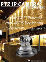 ANC-818GM 2M Wi Fi PT IP Camera with IR leds and ICR and auto light