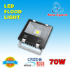 floodlight 70w 120 degree beam angle factory price outdoor led lamp with sensor