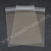 Free Shipping 10x14cm 1050pcs/pack clear packaging polypropylene self adhesive seal Bopp Bags
