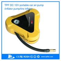 2015 TPF 12v portable air compressor/ compact tire inflator