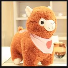 animal toys cute plush stuffed toy alpaca for sale