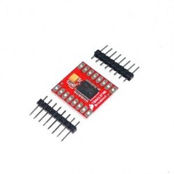 Trade Assurance Gold Supplier Dual Motor Driver 1A TB6612FNG for Microcontroller Better than L298N