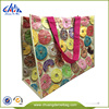 Customized Tote Laminated Nonwoven Bag for Promotion