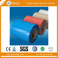 Processed into volume Prepainted steel coil Low price of direct selling