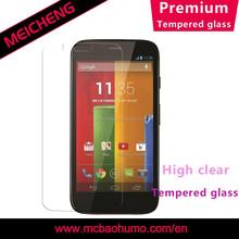 oleophobic coating anti fingerprint waterproof cell phone screen protector for blu studio 5.0