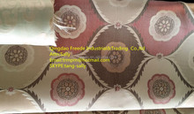 2015 cotton/polyester/ rayon Jacquard woven fabric for home sofa,curtain,cushion