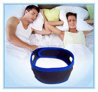 Professional full head Anti Snore Belt Anti Snore Chin Strap Belt,Stop Snoring Chin Strap Adjustable Size