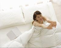 PCM temperature regulating non-woven fabric quilt