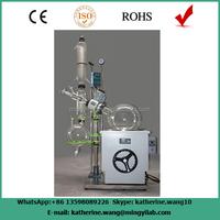 Most popular milk vacuum evaporator with 50L