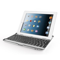 Universal Wireless Bluetooth Keyboard For Apple iPad Mini 2 3 4 Air Samsung Tab Tablet PC