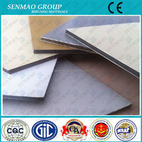 interior usage kitchen cabinet decoration ACP material, alucobond, ACB sheet