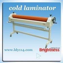 160cm wide manaul cold roll laminator