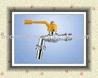 CE approved brass forging water/gas bib cock valve