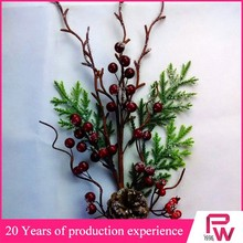 wholesale christmas twig trees accessories high quality fashion gift Christmas Day ,christmas tree branch