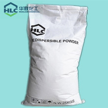 Re-dispersible emulsion powder used in exterior insulation series mortar