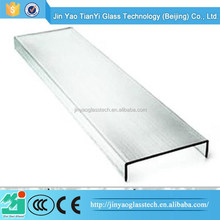 newest 2015 china fire laminated glass price for sale