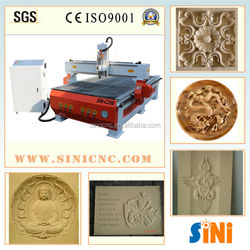 promotion machine computer controlled wood carving machine for sale in jinan