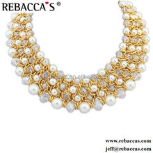 AA 16-20mm large baroque pearl necklace